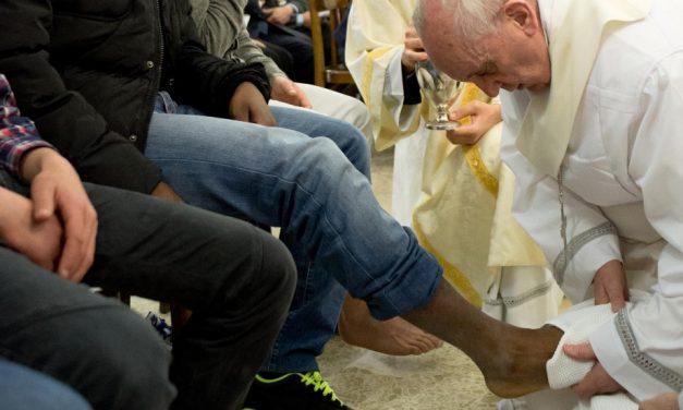 Papa Francisco y el lenguaje de los gestos
