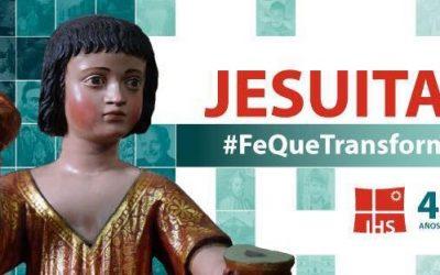 Los 450 años de los Jesuitas