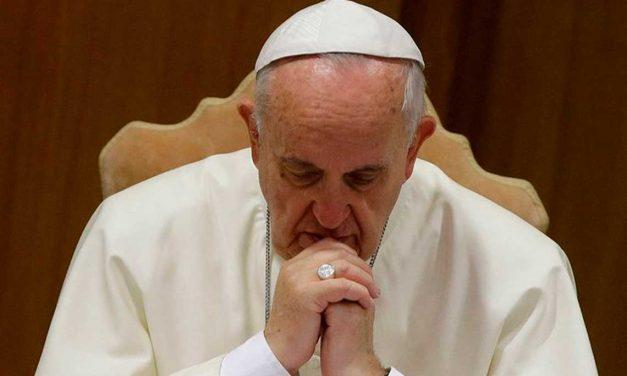 El Papa que pide perdón