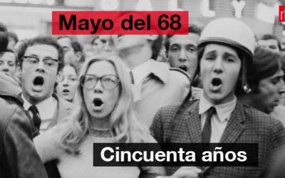 [Entrevista] Mayo del 68: Memoria y estética a sus 50 años