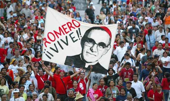 Monseñor Romero y su canonización para América Latina