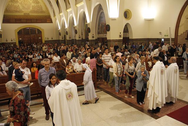 En la Iglesia, por vocación