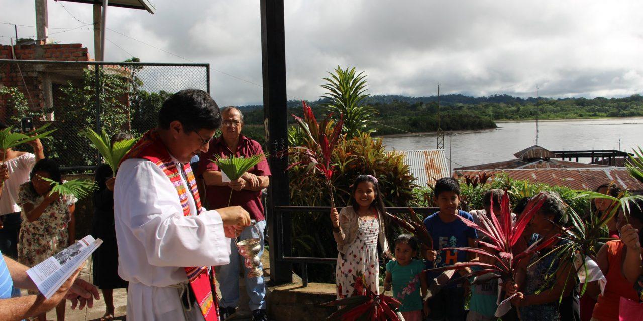 Iglesia Amazónica ¿evangelización sin sacramentos?