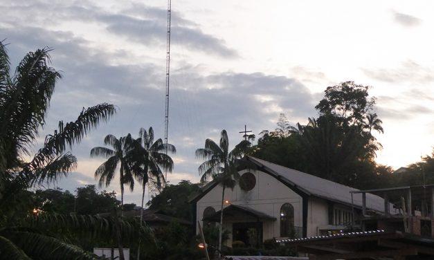 Iglesia y culturas amazónicas