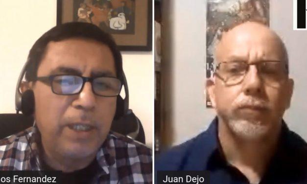 """P. Juan Dejo, SJ: """"Lo más valioso es nuestra capacidad de adaptación"""""""